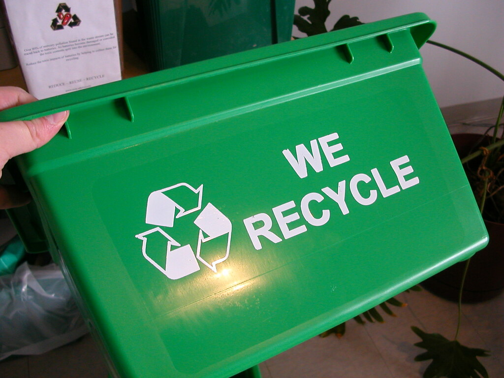 Wishful Recycling: How to make sure your recycling actually gets recycled