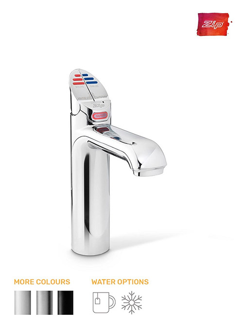 Zip HydroTap G4 Classic HT1764UK - Boiling & Chilled 100/75 (Bright Chrome)