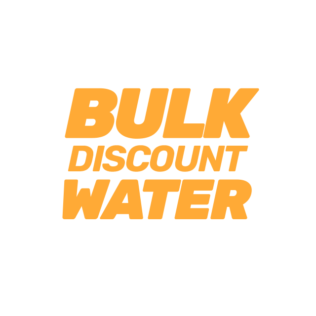 bulk water discount