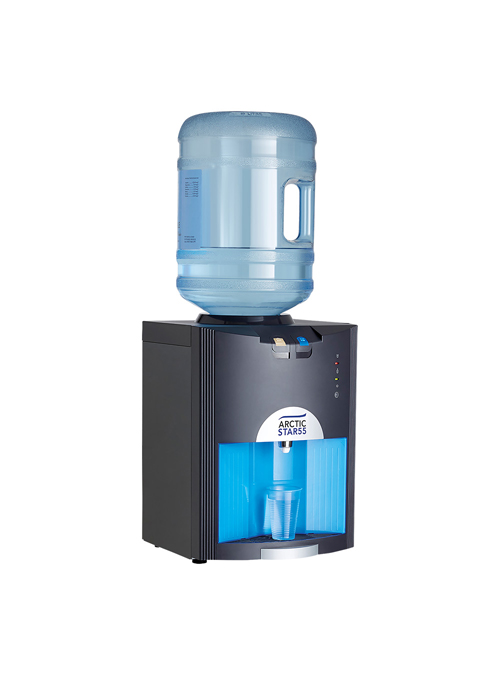 Arctic Star Counter Top Bottled Water Cooler