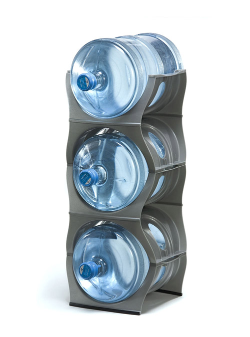 U Bottle Storage Rack